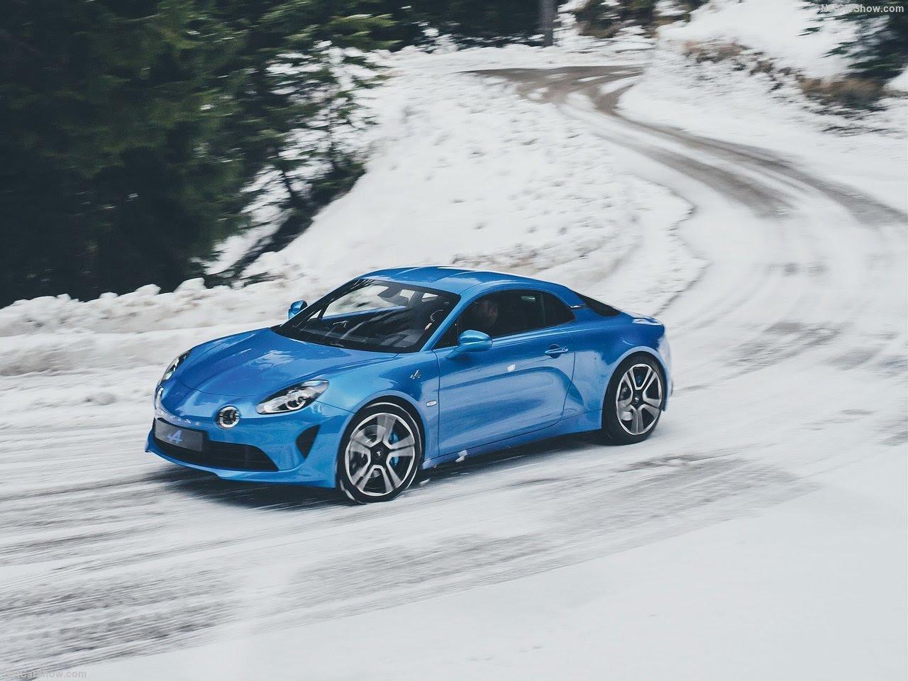 2018 Alpine A110 i