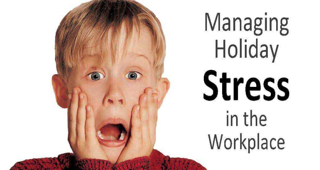Managing Holiday Stress in the Workplace | VIP Staffing