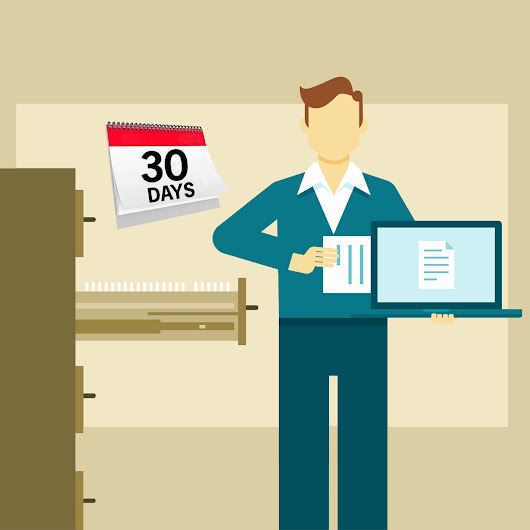 How HR Can Go Paperless in 30 Days