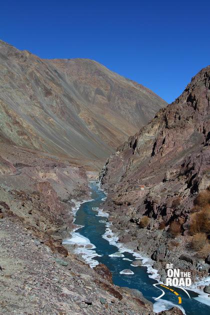 Spectacular Zanskar valley