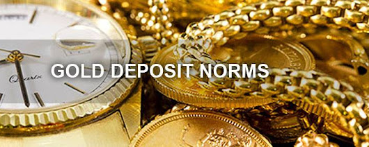 All That Glitters, Will be Monitored – Gold Deposit Norms