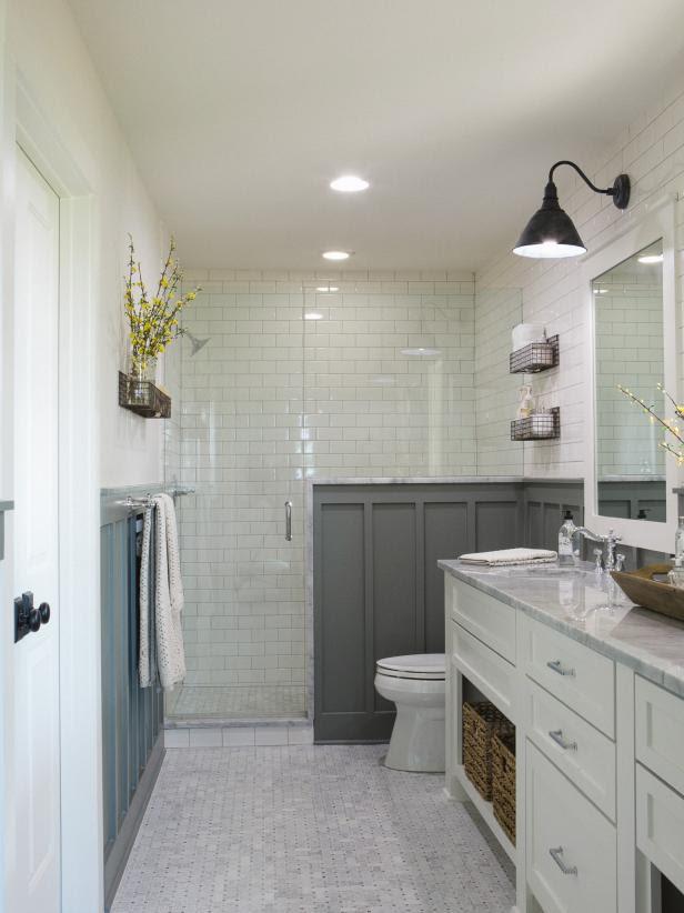 30+ Small Bathroom Design Ideas | HGTV