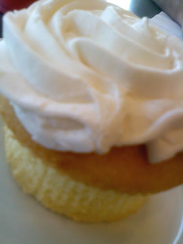 Barnes & Noble Vanilla Buttercream Cupcake