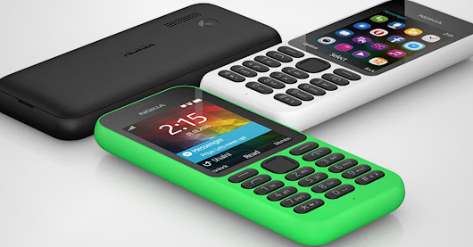 Microsoft's new Nokia internet phone costs...$29