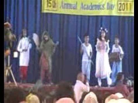 ST FRANCIS HIGH SCHOOL HAYATABAD ( ACADEMIC DAY ) 2011