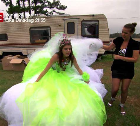 My Big Fat Gypsy Wedding Light Up Dress