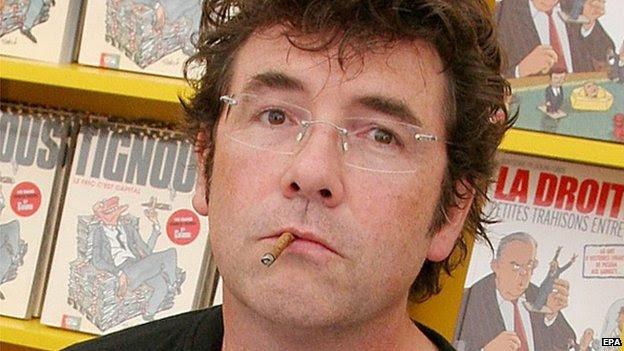 Bernard Verlhac. Photo: September 2010