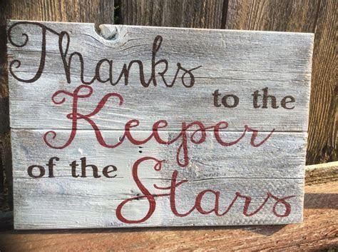 7 best Keeper of the stars! images on Pinterest   Our