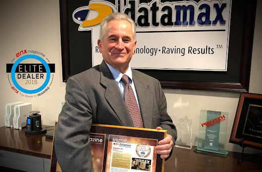 For the 3rd Year in a Row, Datamax is Chosen as an Elite Dealer by ENX Magazine – 2018