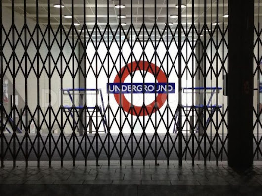 Brandjack opportunity for PRs terminated as #TubeStrike cancelled