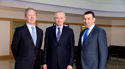Peter O'Grady Walshe appointed Chairman of John Paul Construction | | Irish Building Magazine.ie | Ireland's Leading Construction News & Information Portal
