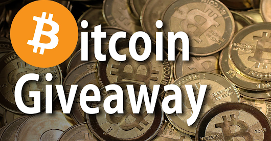 Win $10000 worth of Bitcoin.