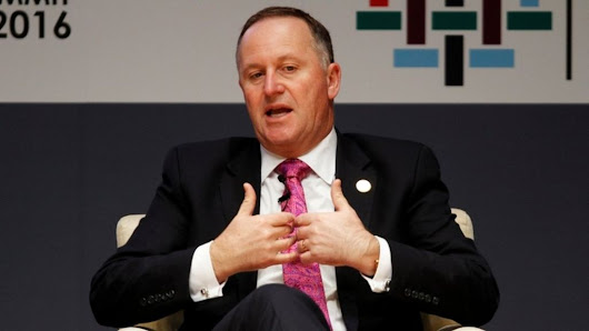 John Key resignation 'changes New Zealand political game' - BBC News