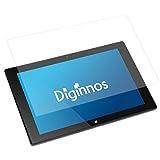 感謝祭!ドスパラ Diginnos Tablet DG-D10IW2 10インチタブレット 用液晶保護フィルム 超撥水で水滴を弾く!すべすべタッチの抗菌タイプ