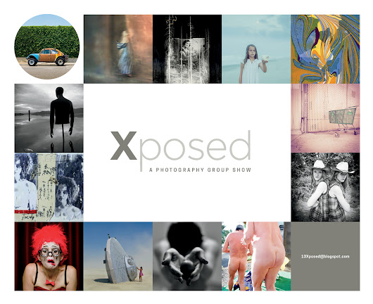 Opening Reception for Xposed: A Photography Group Show – September 16