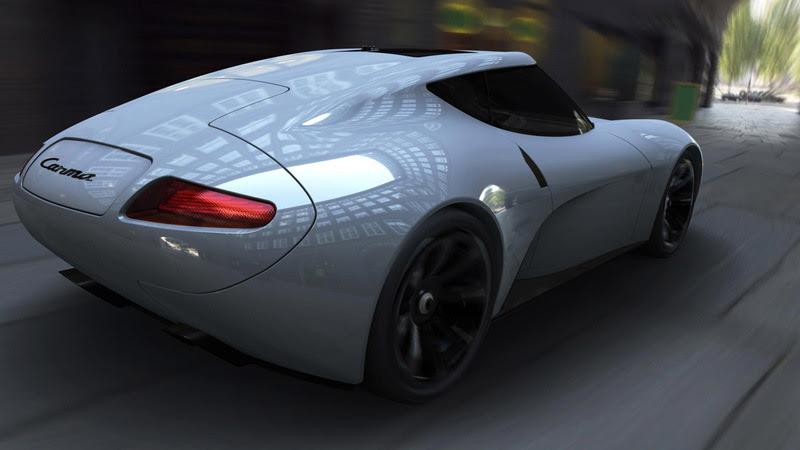 Auto Cars Porsche Cars