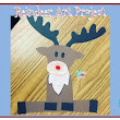 Reindeer Craft Art Project