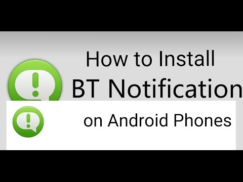 Connect smartwatch to android phone HOW: How to download bt
