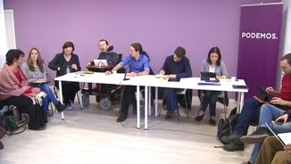 La convocatòria o no de les eleccions està en mans aquests dies de les bases de Podem