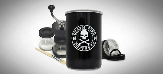 Win the Missing Pieces to your Brewstation – Death Wish Coffee Company