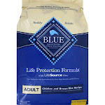 Blue Dog Food, Chicken and Brown Rice, Adult - 38 lbs (17.2 kg)