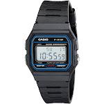 Casio F91W-1 Men's Classic Digital Sport Chrono Resin Strap Watch