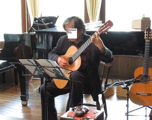 Enriqueさんのソロ 2012年5月26日 by Poran111