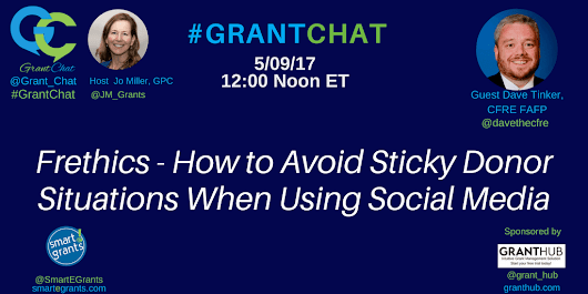 #GrantChat on Twitter