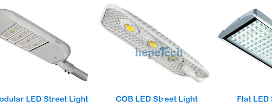 Types of Street Lamps