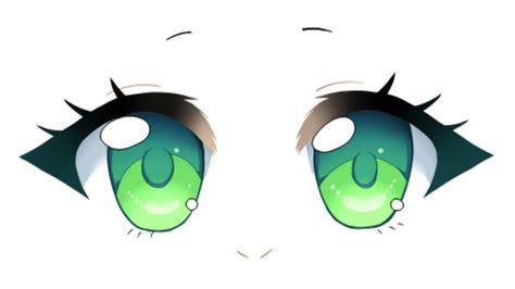 draw chibi eyes tutorial youtube