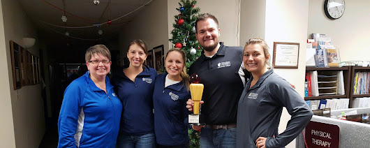 CUW Occupational Therapy Team Wins 2015 International Ergonomics Design Competition : Concordia University Wisconsin