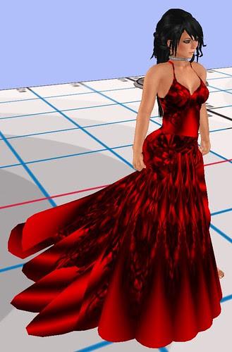 Fashion Fest 2010 Lois Allen Designs red desire