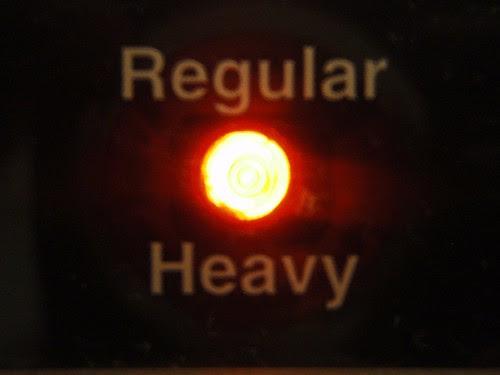 regular heavy