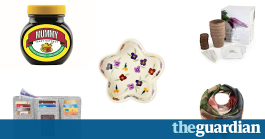 Mother's Day gift guide: from soap to screwdrivers | Life and style | The Guardian