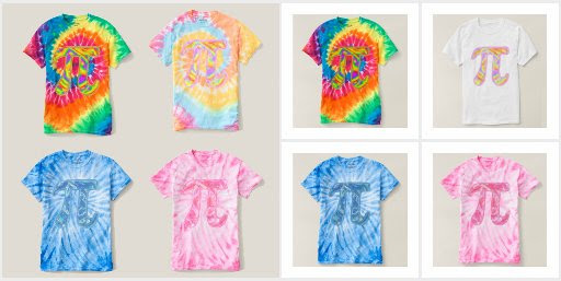 Groovy Pi Dye Collection