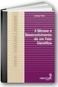 capa do livro Gênese e Desenvolvimento de um Fato Científico