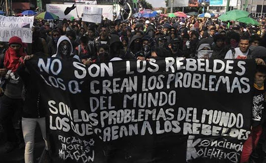 Podcast on Anarchist Organizing and Solidarity Inside and Outside of Mexican Prisons