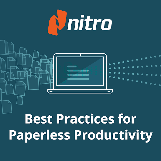 Best Practices for Paperless Productivity | Nitro Webinar