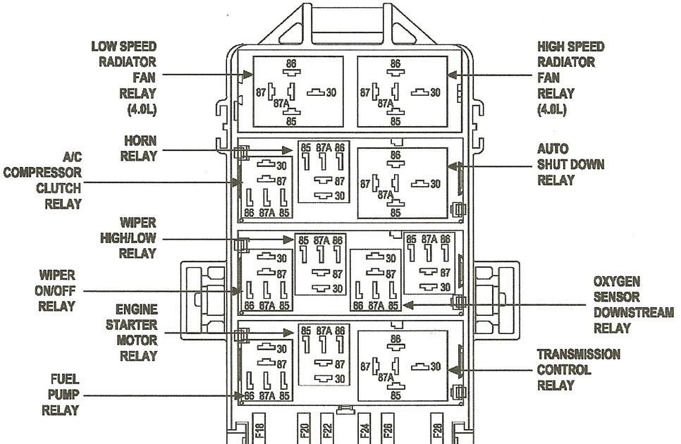 Jeep Compressor Wiring