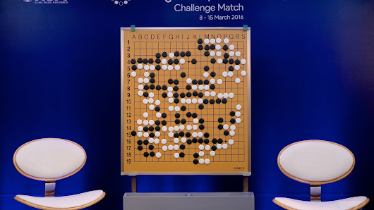 Google's AlphaGo AI is about to face off against the world's best Go player
