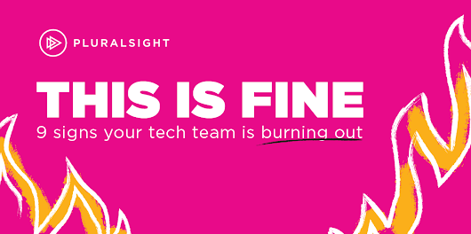 9 signs your tech employees are burning out