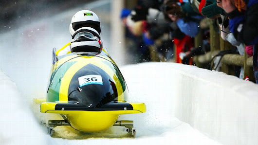 Jamaican Bobsled Team Creates Hot PR Opportunity