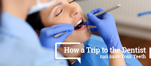 How a Trip to the Dentist can save Your Teeth