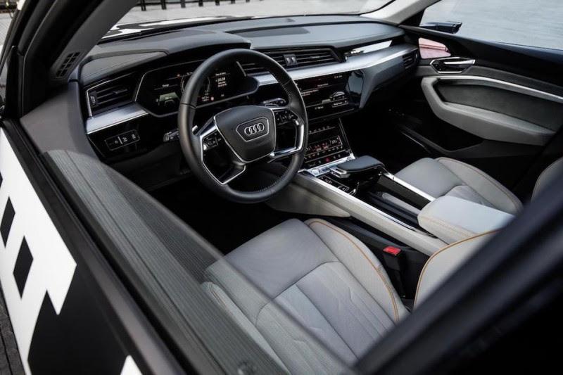 Audi Reveals More About Its E-Tron SUV Electric Car