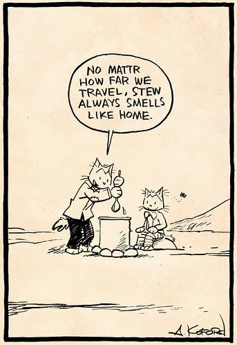 Laugh-Out-Loud Cats #2317 by Ape Lad