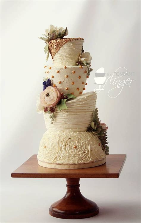 112 best images about Wedding Cakes on Pinterest