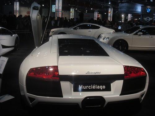 Lamborghini Murciélago LP640 Rear