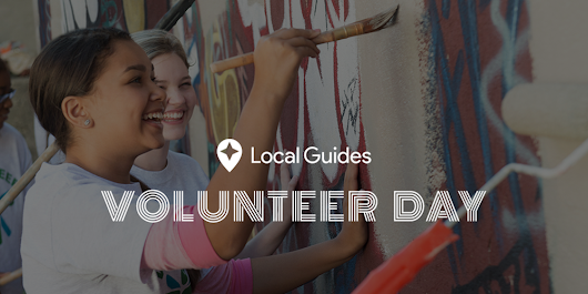 Chicago Local Guides - Google Volunteer Day