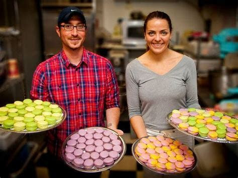4 decadent desserts and the bakers behind them