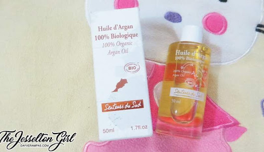 Review: Senteurs du Sud 100% Organic Argan Oil – The Jesselton Girl
